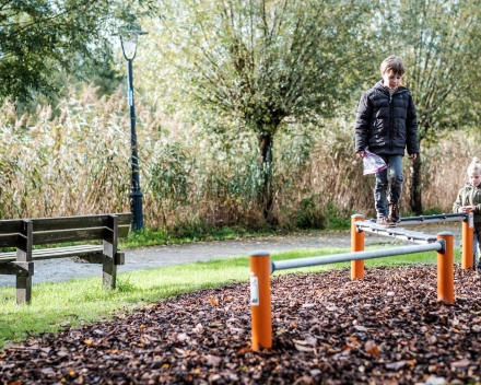 Outdoor fitness (© Roeselare Blogt)