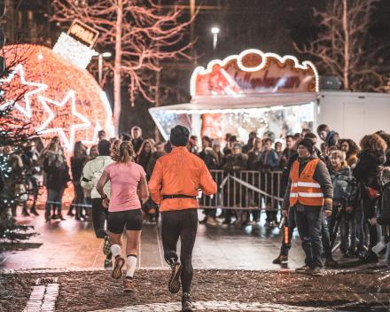 Fotoreportage Santa Run 2019