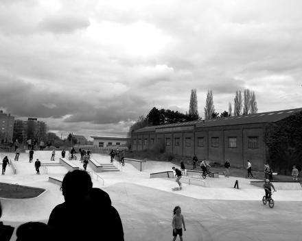 Skatepark Trax