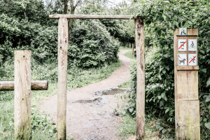 Loop- en wandelroutes in Rumbeke / Beitem