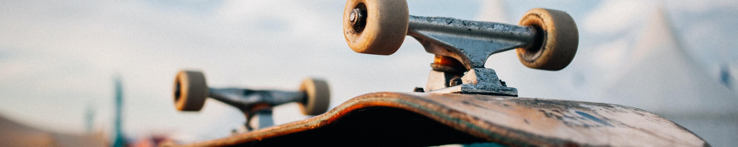 Skateboardinitiatie #VANRSL