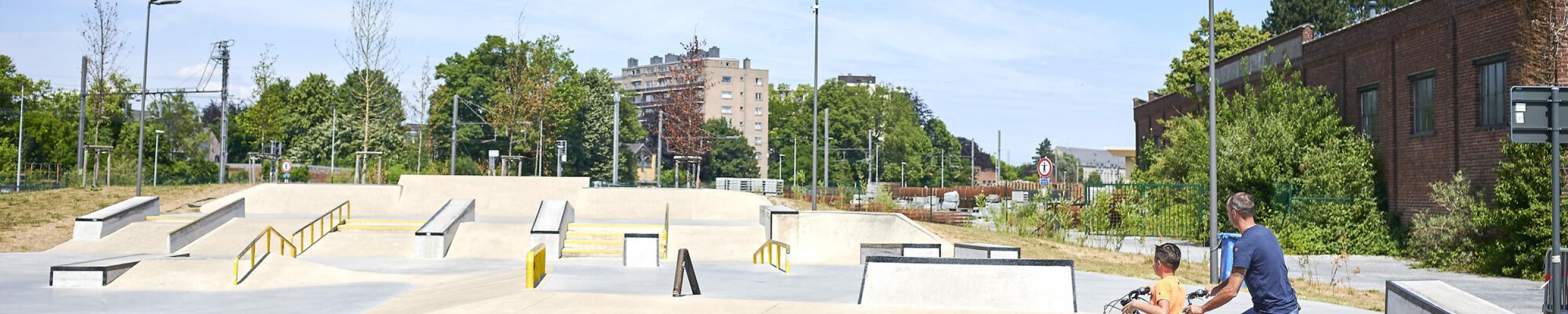 TRAX Skatepark