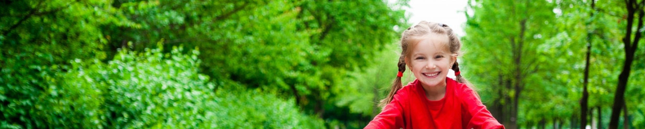 Fietslessen voor kleuters en kinderen