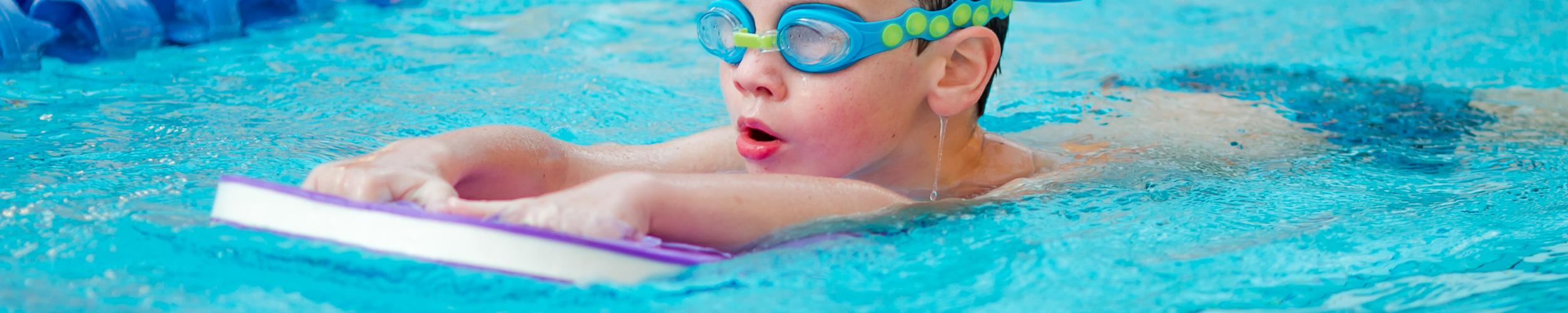 Zwemlessen bij Sportoase