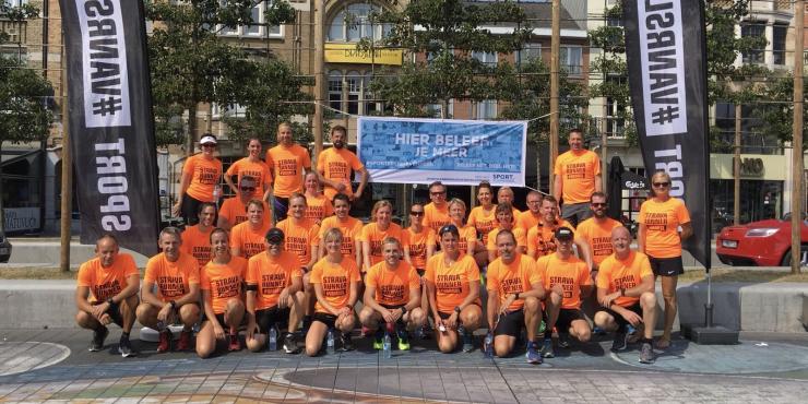 Word lid van de Strava-loopgroep 'Strava Runners 8800'