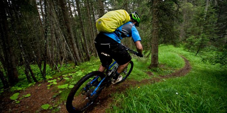 Mountainbikeroute Roularius