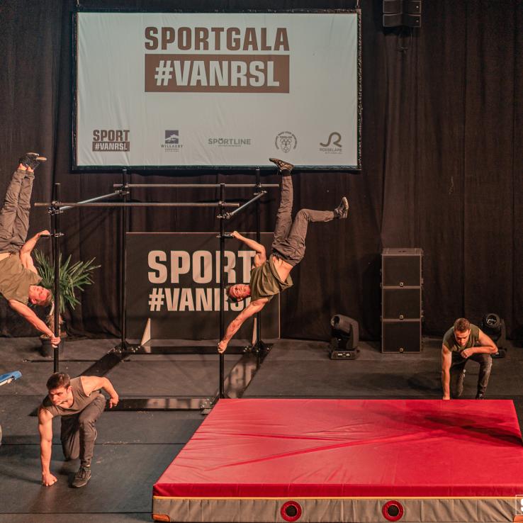 Fotoreportage Sportgala #VANRSL 2020