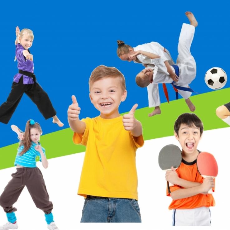 Omnisport met SportieGO! (1ste-3de leerjaar)
